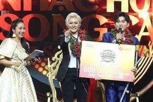 Vicky Nhung – Thanh Sang đăng quang quán quân 'Nhạc hội song ca'