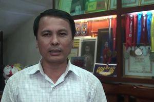 Bố cầu thủ Quang Hải nói gì trước trận U23 Việt Nam vs U23 Syria?