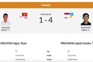 Thua ngược chủ nhà, Việt Nam giành thêm 1 HCB Pencak Silat