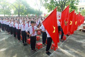 Hà Nội: Công tác chuẩn bị năm học mới ở vùng bị úng ngập đã hoàn tất