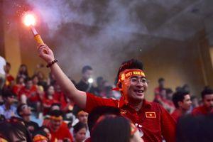 Olympic Việt Nam chiến thắng, tình yêu bóng đá và lòng tự hào dân tộc