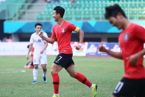 Olympic Hàn Quốc có đội hình mới khi gặp lại Olympic Việt Nam