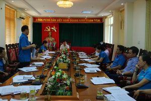 Các cấp CĐ tỉnh Vĩnh Phúc: Thực hiện đạt 72% kế hoạch năm 2018 về phát triển mới đoàn viên