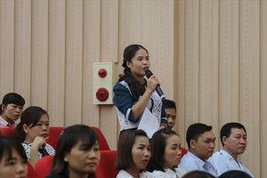 LĐLĐ tỉnh Lào Cai đối thoại với đoàn viên, lao động huyện Văn Bàn