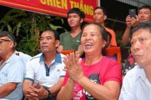 Người Hà Tĩnh 'xuống đường' sau chiến thắng nghẹt thở của Olympic Việt Nam