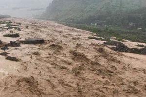 Sơn La: Mưa lớn kéo dài, lo lặp lại trận lũ kinh hoàng năm 2017