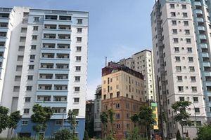 Hà Nội: Nhiều khu tái định cư như nhà hoang