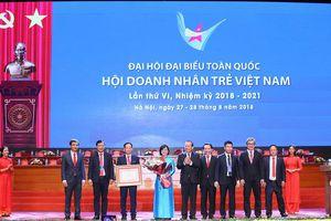 Đại hội đại biểu toàn quốc Hội Doanh nhân trẻ Việt Nam lần thứ VI
