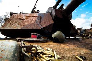 Cận cảnh dàn tăng thiết giáp xương sống của xứ sở Kangaroo