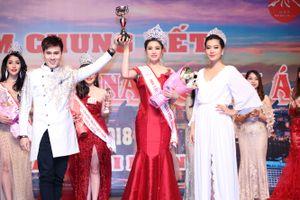 Diễn viên 'Lòng dạ đàn bà' đăng quang Hoa hậu Doanh nhân Việt toàn cầu