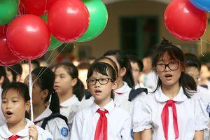 Hà Nội yêu cầu lễ khai giảng chỉ được kéo dài trong vòng 1 giờ