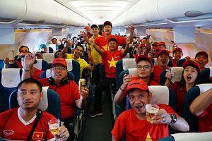 Chuyến bay thẳng cho CĐV đến Indonesia xem bán kết