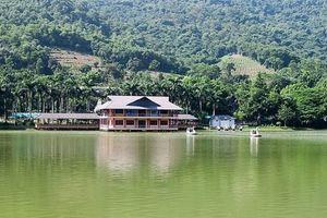 Hà Nội công nhận Ao Vua là Khu du lịch cấp Thành phố