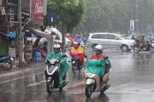 Thời tiết Hà Nội 5 ngày tới: Mưa triền miên đến 1/9