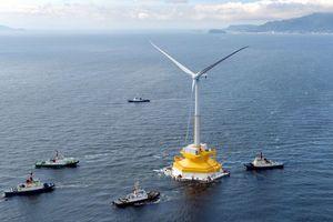Sản xuất dầu mỏ bằng điện gió?