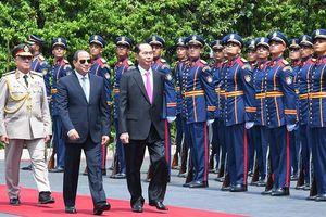 Báo Ai Cập: Tiềm năng hợp tác kinh tế vô cùng to lớn giữa Việt Nam - Ai Cập