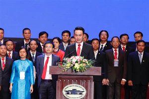 Phó Chủ tịch Tập đoàn Thành Thành Công nhận chức Chủ tịch Hội Doanh nhân trẻ Việt Nam