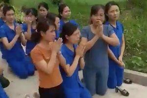 Vụ cô giáo mầm non quỳ gối xin quan chức ở Nghệ An: Kỷ luật 5 cán bộ