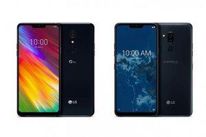 LG ra mắt bộ đôi smartphone G7 One và G7 Fit