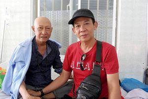 Nghệ sĩ Lê Bình tạm xuất viện trong quá trình điều trị ung thư phổi