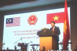 Tưng bừng kỷ niệm 73 năm Quốc khánh 2/9 tại Malaysia