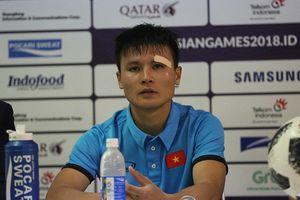 Quang Hải: Hành trình của Olympic Việt Nam chưa dừng lại