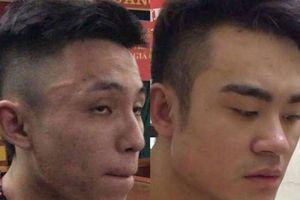 Hà Nội: Bắt giữ 2 đối tượng mang ma túy đi giao cho khách