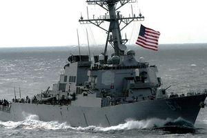 Mỹ điều động khu hạm mang Tomahawk chuẩn bị tấn công Syria?