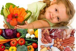 Trẻ chậm cao lớn, 80% nguyên nhân đến từ dinh dưỡng