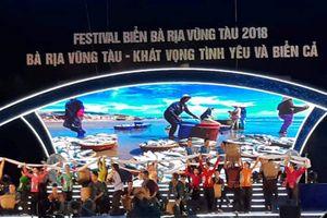 Khai mạc festival biển Bà Rịa- Vũng Tàu