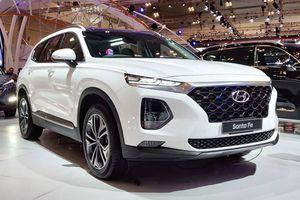 Hyundai SantaFe 2019 ra mắt Indonesia, dự kiến về Việt Nam cuối năm nay
