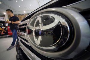 Toyota đầu tư 500 triệu USD vào Uber để phát triển xe tự hành