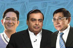 Các gia tộc châu Á giàu đến mức nào?