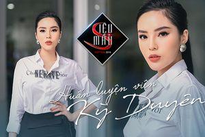 HLV Siêu mẫu Việt Nam 2018 Kỳ Duyên: 'Khán giả sẽ thấy tôi dẫn dắt thí sinh từ những con số 0 như thế nào'