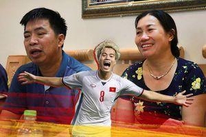Vì sao Văn Toàn nhuộm tóc màu bạch kim trước trận tứ kết gặp Olympic Syria?