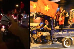 Tối qua, cả 'chị Google' cũng ra đường 'đi bão' mừng Olympic Việt Nam chiến thắng