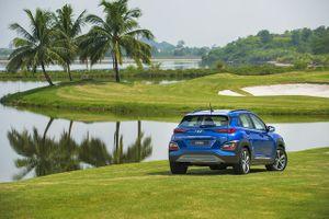 Hyundai Thành Công chính thức ra mắt mẫu xe Kona mới