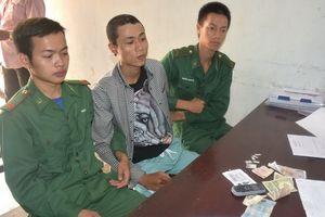 Đồn Biên phòng Phước Tỉnh: Bắt đối tượng tàng trữ trái phép chất ma túy