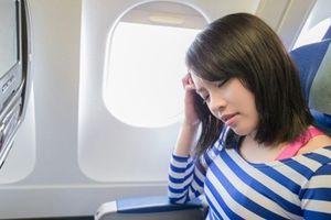Cách đơn giản để tránh mắc bệnh sau mỗi chuyến bay đi du lịch