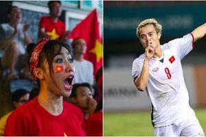 Loạt sao Việt vỡ òa gọi tên Văn Toàn khi Việt Nam vào bán kết ASIAD 2018