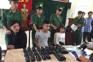 Quảng Trị: Bắt quả tang đối tượng vận chuyển hơn 65.000 viên ma túy tổng hợp