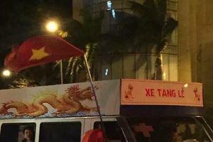 Đồng Tháp vỡ trận trong chiến thắng lịch sử của U23 Việt Nam: Người dân mang cả chiếc xe 'độc' này ra đường ăn mừng