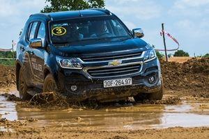 Trải nghiệm ngày hội SUV Mỹ với Chevrolet Trailblazer tại Việt Nam
