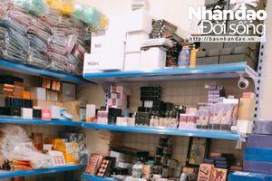 Cơ sở mỹ phẩm Yến Duyên bán mỹ phẩm không rõ nguồn gốc xuất xứ?