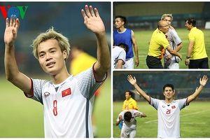 Viết tiếp lịch sử, thầy trò HLV Park Hang Seo tri ân người hâm mộ