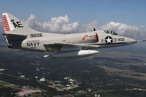 Hé lộ về loại máy bay cường kích Mỹ A-4 Skyhawk từng bị Việt Nam bắn hạ