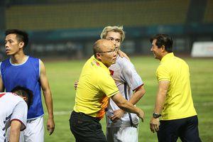 HLV Park Hang Seo chia sẻ nỗi lo trước trận gặp Olympic Hàn Quốc