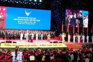Phó chủ tịch TTC Đặng Hồng Anh là tân Chủ tịch Hội Doanh nhân trẻ Việt Nam