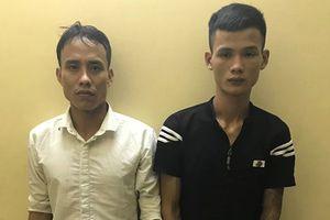Sau cướp hụt, 2 nam thanh niên vẫn quyết ra tay