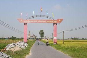 Thái Hưng XDNTM bắt đầu từ lòng dân